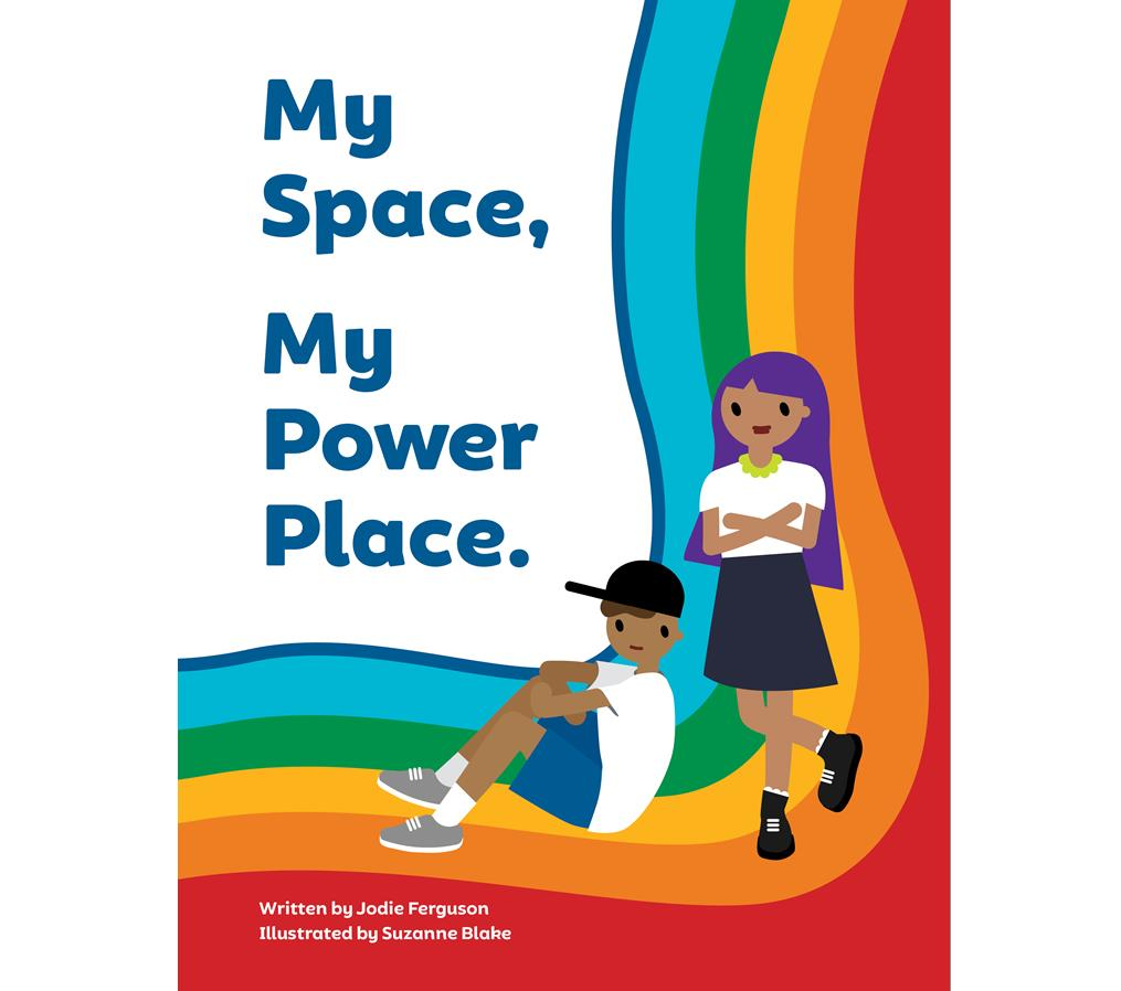 Book Cover Image for My Space, My Power Place
