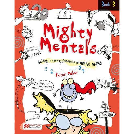 Book Cover Image for Mighty Mentals Book B