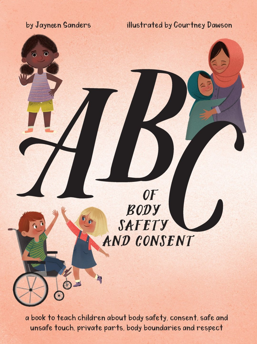 Book Cover Image for ABC of Body Safety and Consent