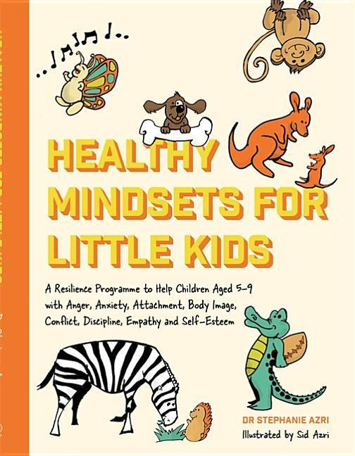 Book Cover Image for Healthy Mindsets For Little Kids
