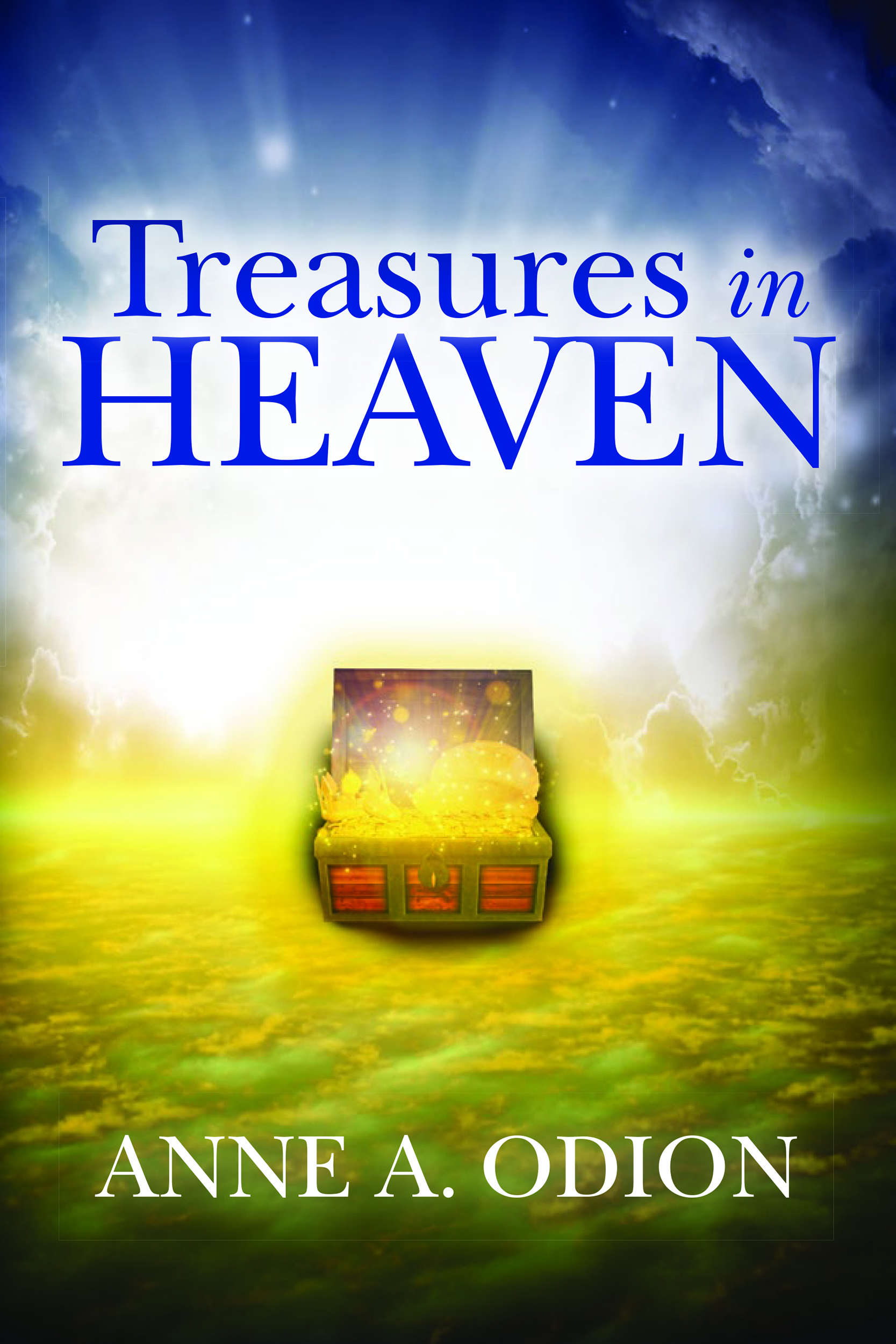 TREASURES IN HEAVEN  Books Go Social