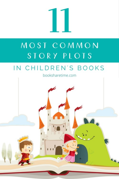 small resolution of 11 most common story plots in children s books
