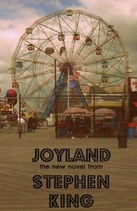 Book Review Joyland Bookshelf Fantasies