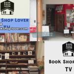BOOKSHOP LOVER TV 16回目は大阪の「さるやみ堂」です!!