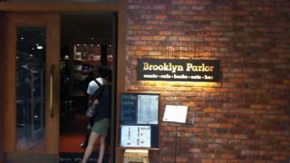本屋探訪記vol.53:東京新宿には贅沢なブックカフェ「Brooklyn Parlor(ブルックリンパーラー)」がある