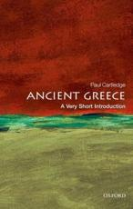 ISBN: 9780199601349 - Ancient Greece