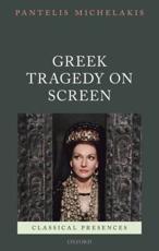 ISBN: 9780199239078 - Greek Tragedy on Screen