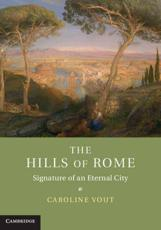 ISBN: 9781107025974 - The Hills of Rome