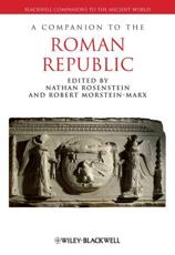 ISBN: 9781444334135 - A Companion to the Roman Republic