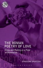 ISBN: 9781780932040 - The Roman Poetry of Love