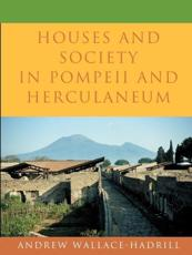 ISBN: 9780691029092 - Houses and Society in Pompeii and Herculaneum