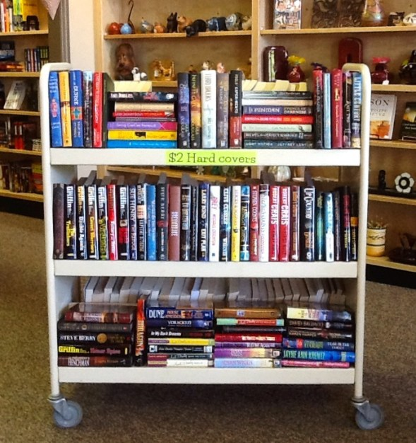 Hardcover Markdowns