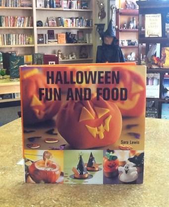 Halloween Fun and Food