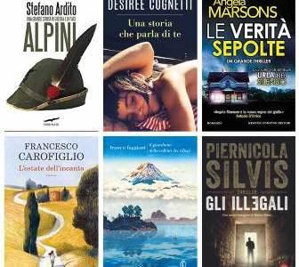 Premio Bancarella 2020 - i finalisti