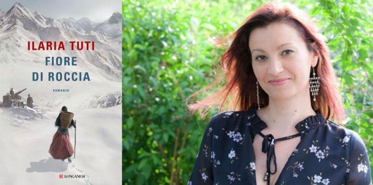 """Eventi letterari. Presentazione """"Fiore di roccia"""" di Ilaria Tuti"""
