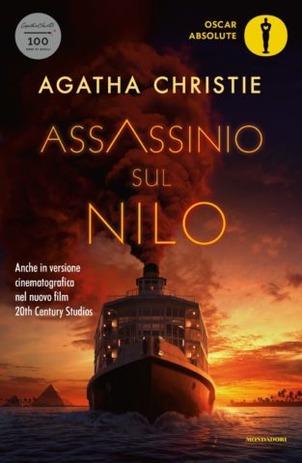Assassino sul Nilo - Libri al cinema
