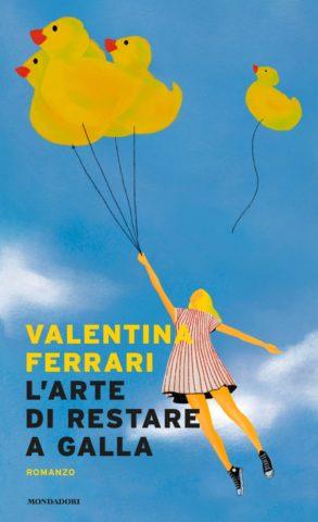 L'arte di restare a galla di Valentina Ferrari