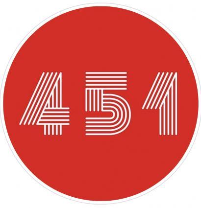 451 edizioni BD