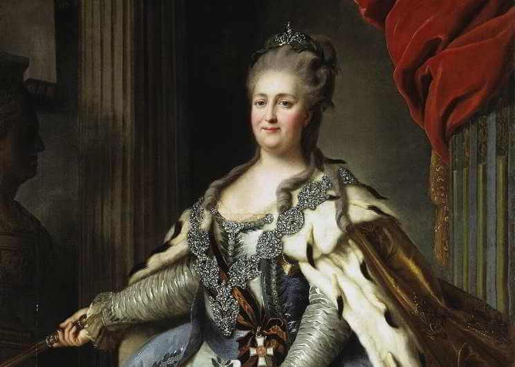 L'imperatrice illuminata - Caterina II di Russia