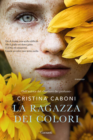 Cristina Caboni, La ragazza dei colori