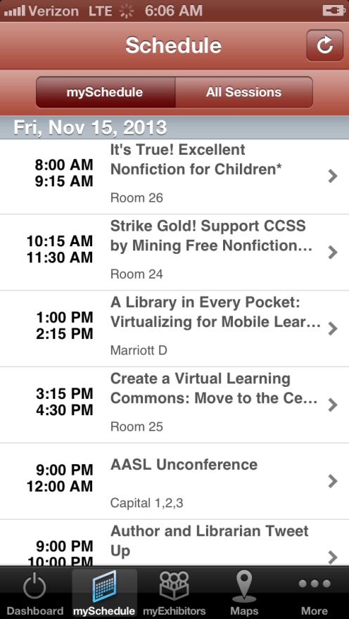 AASL Conference