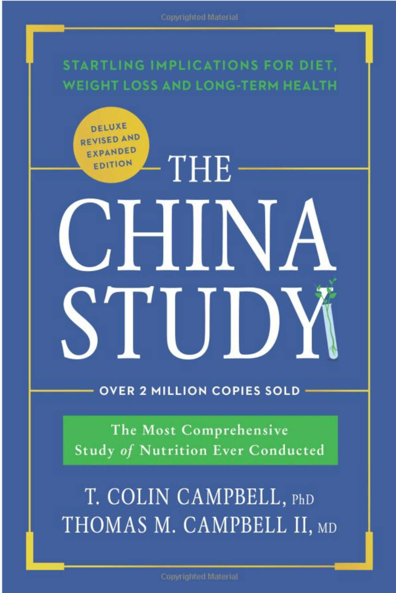 The China Study: Corporate Coverups, 1st Amendment Violations, and Academic Corruption