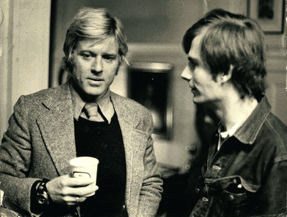 Sexy Movies, Sexy Men, and Sexy Writing: Three Days of the Condor, Robert Redford, and James Grady
