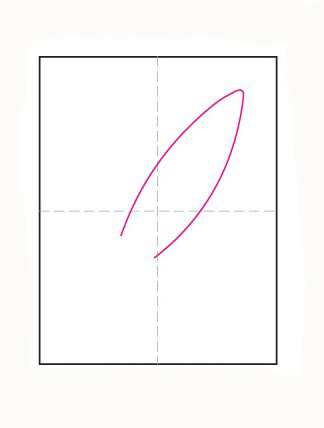 02. Как нарисовать ракету детям за несколько минут?
