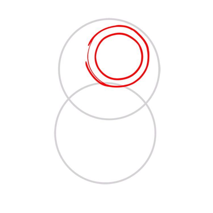 03. Как нарисовать миньона быстро и просто?