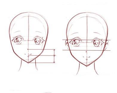 04. Как нарисовать аниме быстро и легко