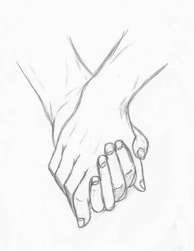 Рисунки карандашом для срисовки про любовь
