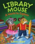 library mouse explore