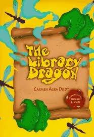 library dragon