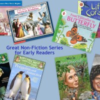 great non-fiction series for early readers