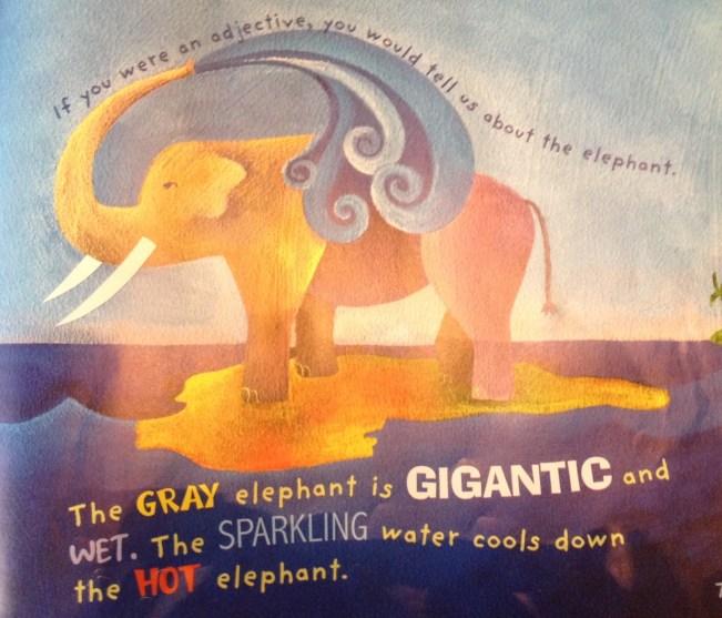 adjectives elephant