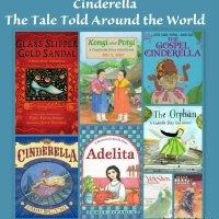 Cinderella - The tale told around the world