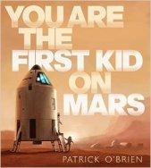 first kid on mars