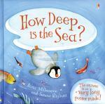how deep is the sea