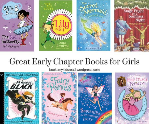 great-early-chapter-books-for-girls