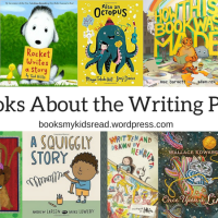 10 Picture Books about the Writing Process