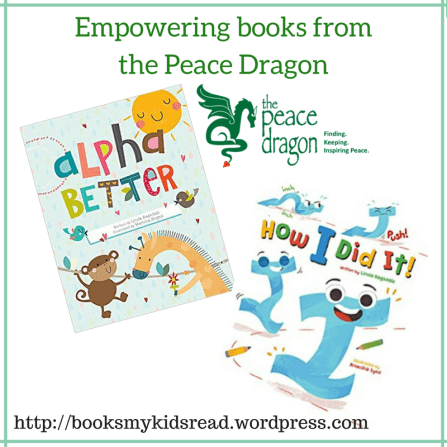 Empowering books from the Peace Dragon