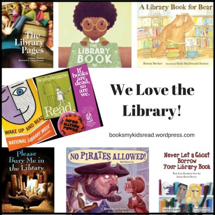 We Love the Library!