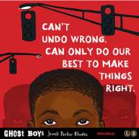 Ghost Boys - The Middle Grade Book with Important Messages