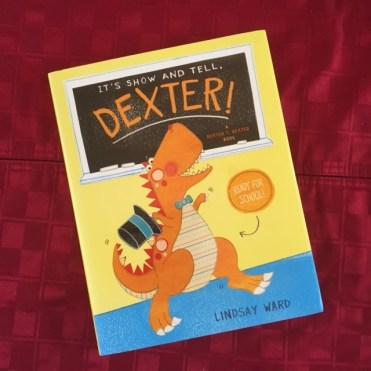Dexter cover