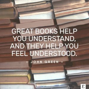 great books john green
