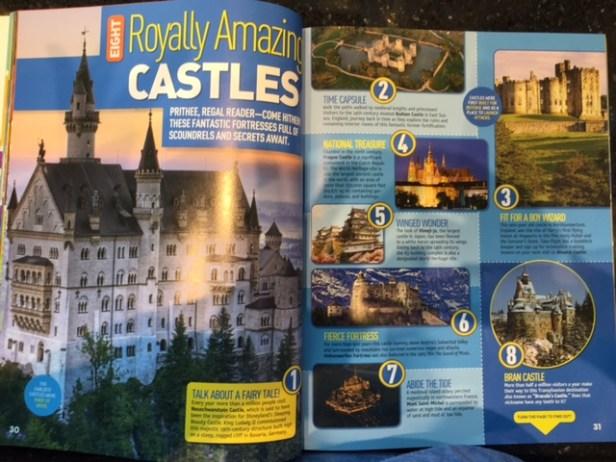 8 castles