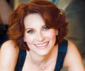 Author Meg Cabot