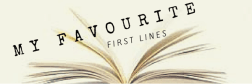 My Favourite First Lines Book Tag