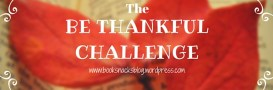 The Be Thankful Challenge