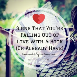 Signs That You're Falling Out of Love With a Book
